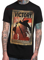 The Pacific Rim: Victory Poster Tee Shirt, July 2013, Warner Brothers, Free Ship