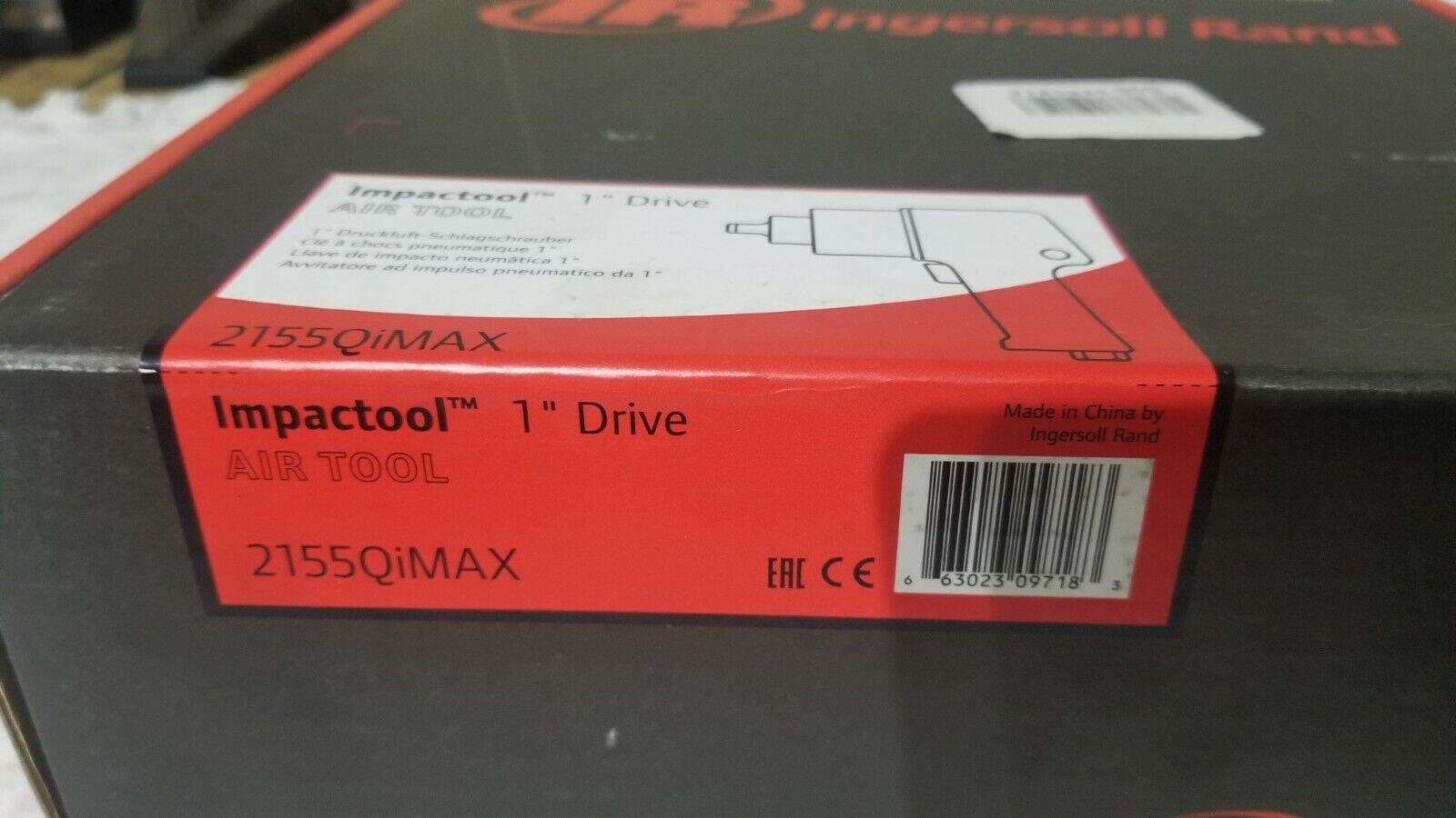 NEW Ingersoll-Rand 2155QiMAX 1