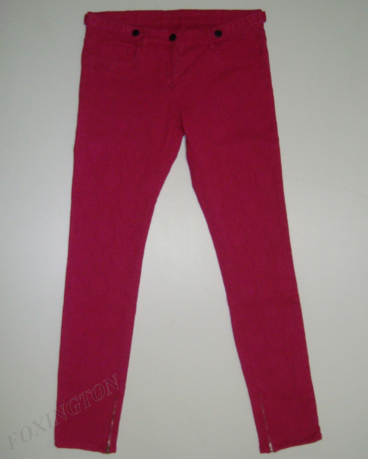 """BEAUTIFUL CAMILLA AND MARC BERRY JACQUARD SUPER SKINNY FIT JEANS 31 """"PARADISE"""""""