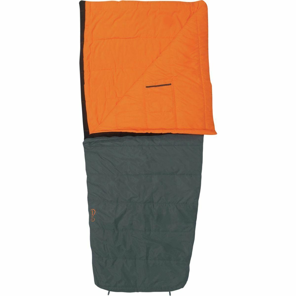 Eureka Kiewa 20 Sleeping Bag  20 Degree Synthetic