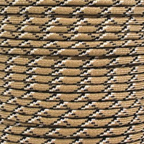 100M Camouflage Paracord Rope 9 Strands Parachute Cord lint-free Camp Tent Rope