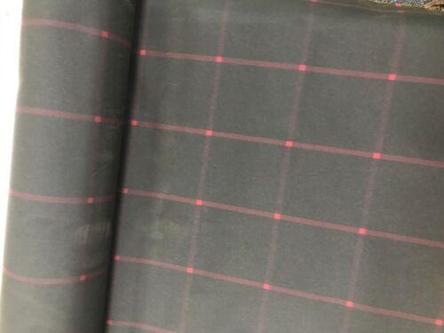 COTTON CANVAS WAX FABRIC TARTAN Waxed Quality Oilskin Jackets Clothing UK Manuf