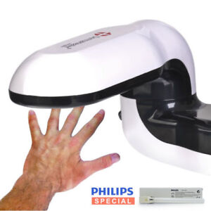 Uvb Narrowband Phototherapy Lamp To Treat Psoriasis Vitiligo