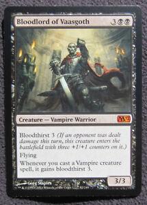 M12 *Myth Vampire Fly Bloodthirst NM* MTG 1x BLOODLORD OF VAASGOTH