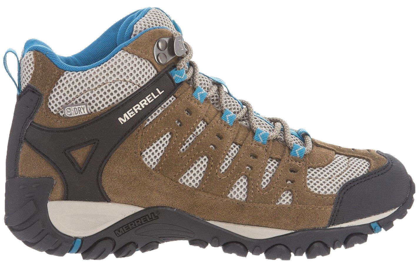 MERRELL ACCENTOR MID women's Waterproof Hiking Trail Outdoor Boots