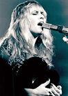 Fleetwood Mac's Stevie Nicks BW Poster