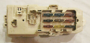 1995 ? toyota pickup hilux 4runner main fuse panel relay integration