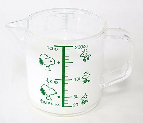 small scale capa From japan OSK Snoopy measuring cup