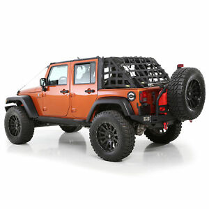 581135 Smittybilt For 2007-2016 Wrangler 4-Door C.Res2 Cargo Restraint System