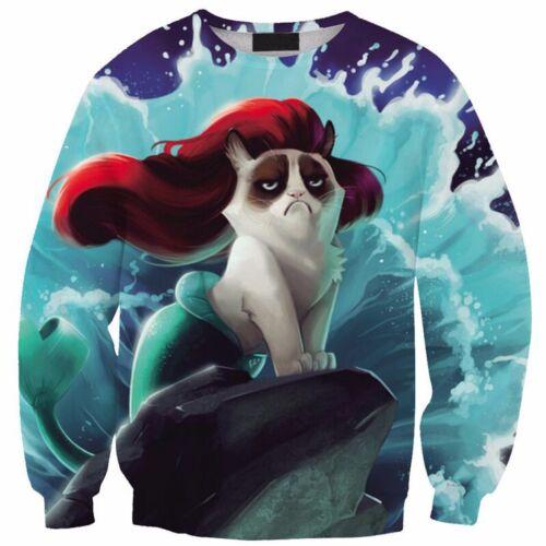 Vogue Cartoon Emoji Jogging Sweatshirts 3d Printed Casual Men//Women outwear Tops