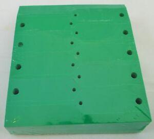 GREEN-Self-Locking-Arrow-Key-Tags-1-000-per-pack-Size-4-1-2-034-X-3-4-034-GREEN