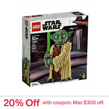 LEGO 75255 Star Wars Yoda Brand New Sealed