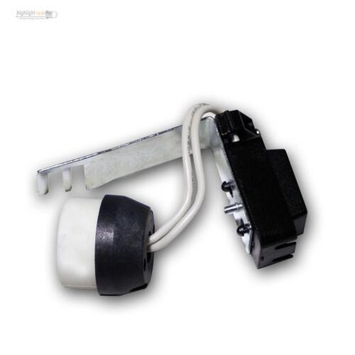Lampenfassung für Halogenlampen GU10 230V Fassung mit Zugentlastung GU 10 Lampe