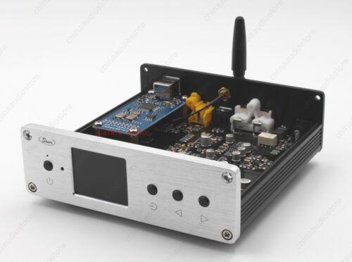 Dual ES9038Q2M ES9038 DAC  I2S Bluetooth 5.0 APTX-HD XMOS Amanero USB DSD DAC RC