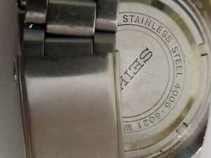 precio de reloj seiko 4006-6021
