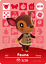 CARTRIDGE-SIZE-Custom-NFC-Amiibo-Card-for-Animal-Crossing-TOP-72-VILLAGERS miniatuur 12