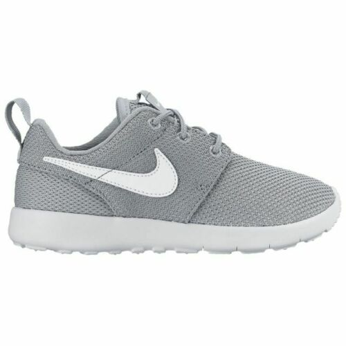 Nike Little Kid/'s Shoes Roshe One PS Wolf Grey//White 749427-033 Kid Size 11~13