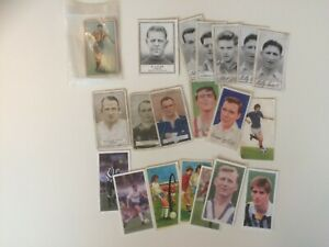 Cigarette-Tea-amp-Other-Trading-Cards-Football-related