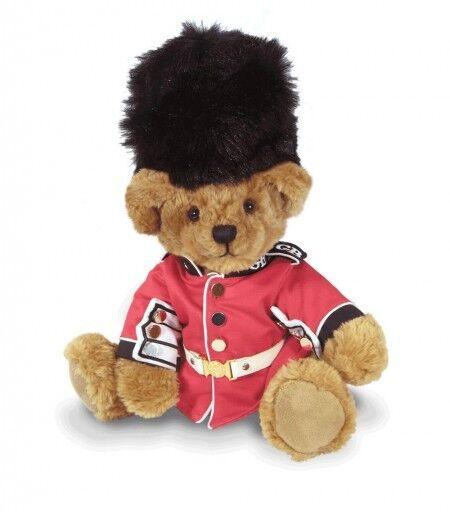 Guardsman Bear Great British Collectable Royal Military Guard Bodyguard Teddy