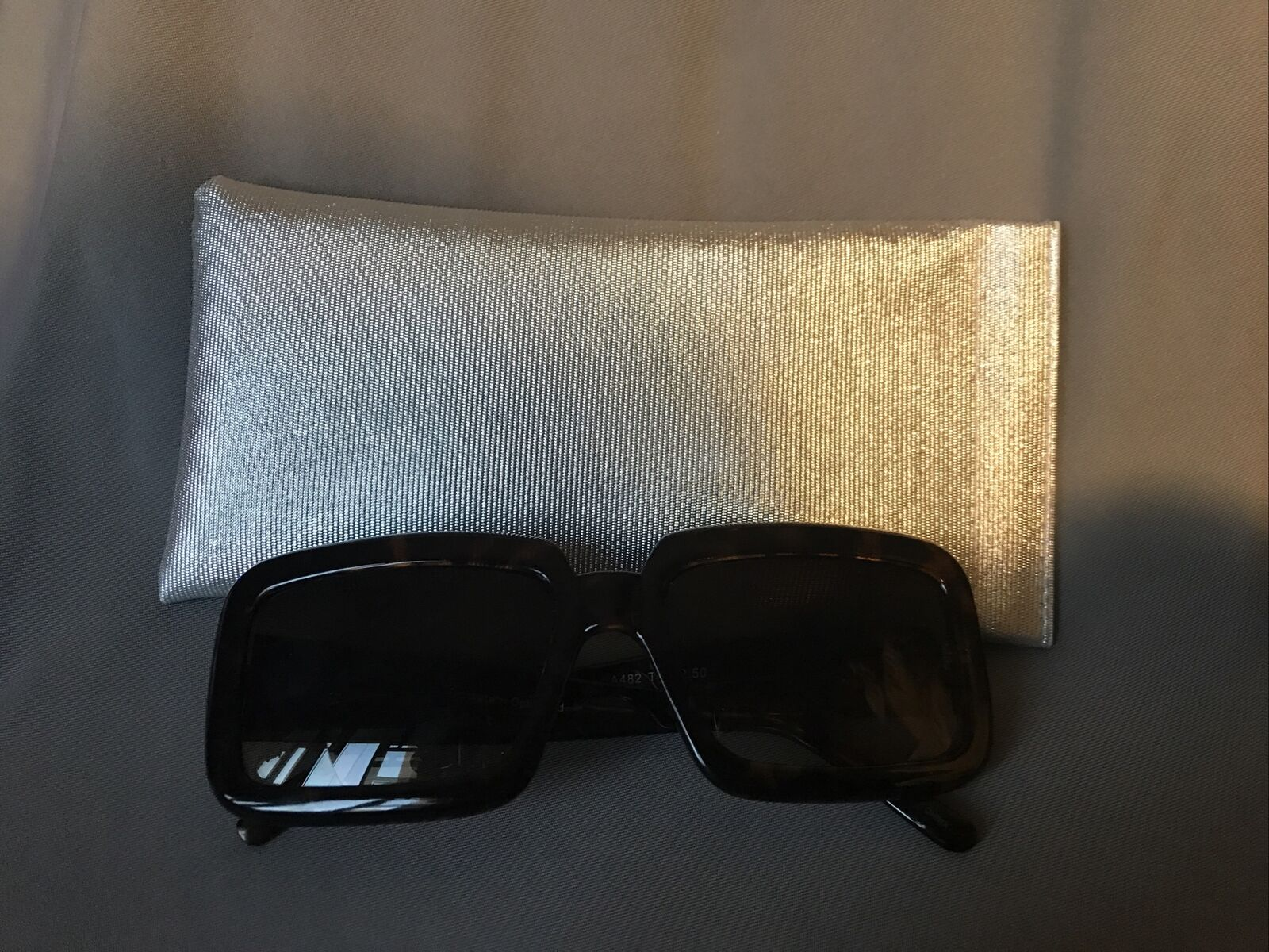 Andrea Joving Sunglasses Tortoise Style Brown A482 TS Plus 2.50