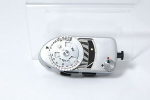 [for Parts] LEICA MR Meter Chrome for M2 M3 from JAPAN E85