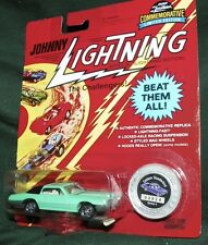 Johnny Lightning Commemorative Limited Edition, Cus Thunderbird #03024 -Series 4