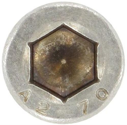 9051 Art tornillos de chapa acero inoxidable hexagonal a2 a4 diverse dimensiones