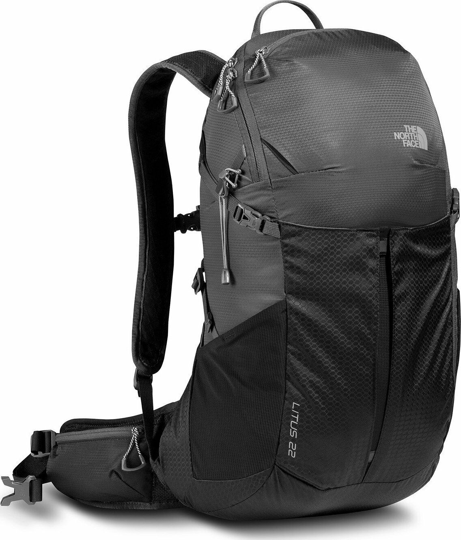 New The North Face Litus Backpack Day Pack 22 S M L XL Asphalt grau jacket schuhe