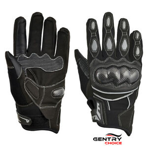 Motorcycle-Riding-Motorbike-Adventure-Touring-Soft-Leather-Bikers-Men-Gloves