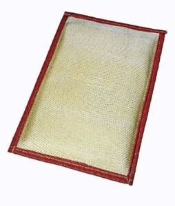 Rothenberger Plumbers Supermat Soldering Mat 6.7023 Heavy Duty Padded Heat Proof