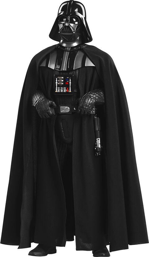 STAR WARS - Darth Vader redJ 1 6th Scale Action Figure (Sideshow Collectibles)