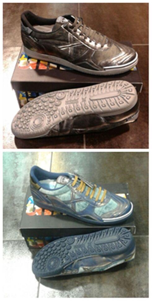 M22 M 23 FW16 MUNICH SCARPINI zapatosTTE INDOOR SALA CALCETTO INTERNO SCARPINO