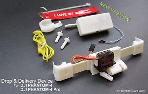 DJI Phantom 4 Amp Pro Drop Delivery