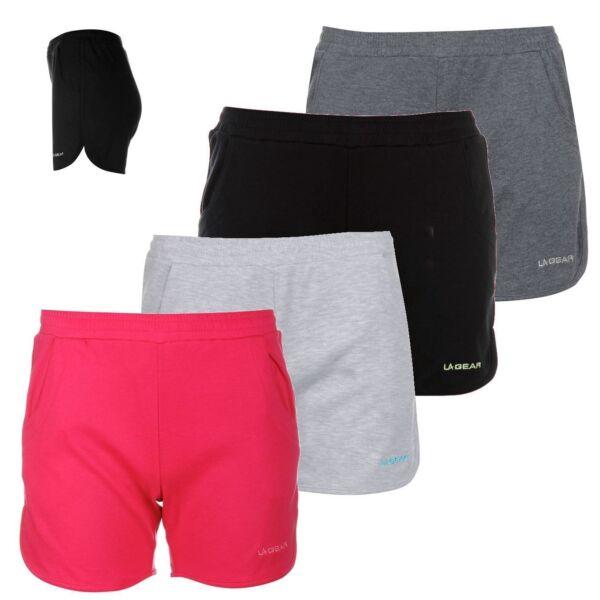 La Gear kurze Hose Damen Shorts Sporthose Fitness Bermuda Hot Pants Joga Neu