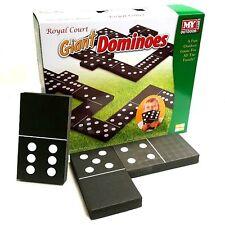 Giant Foam Dominoes - Fun Indoor / Outdoor / Garden Game For All The Family!