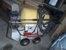 Landa Electric Kerosene Hot Water Pressure Washer