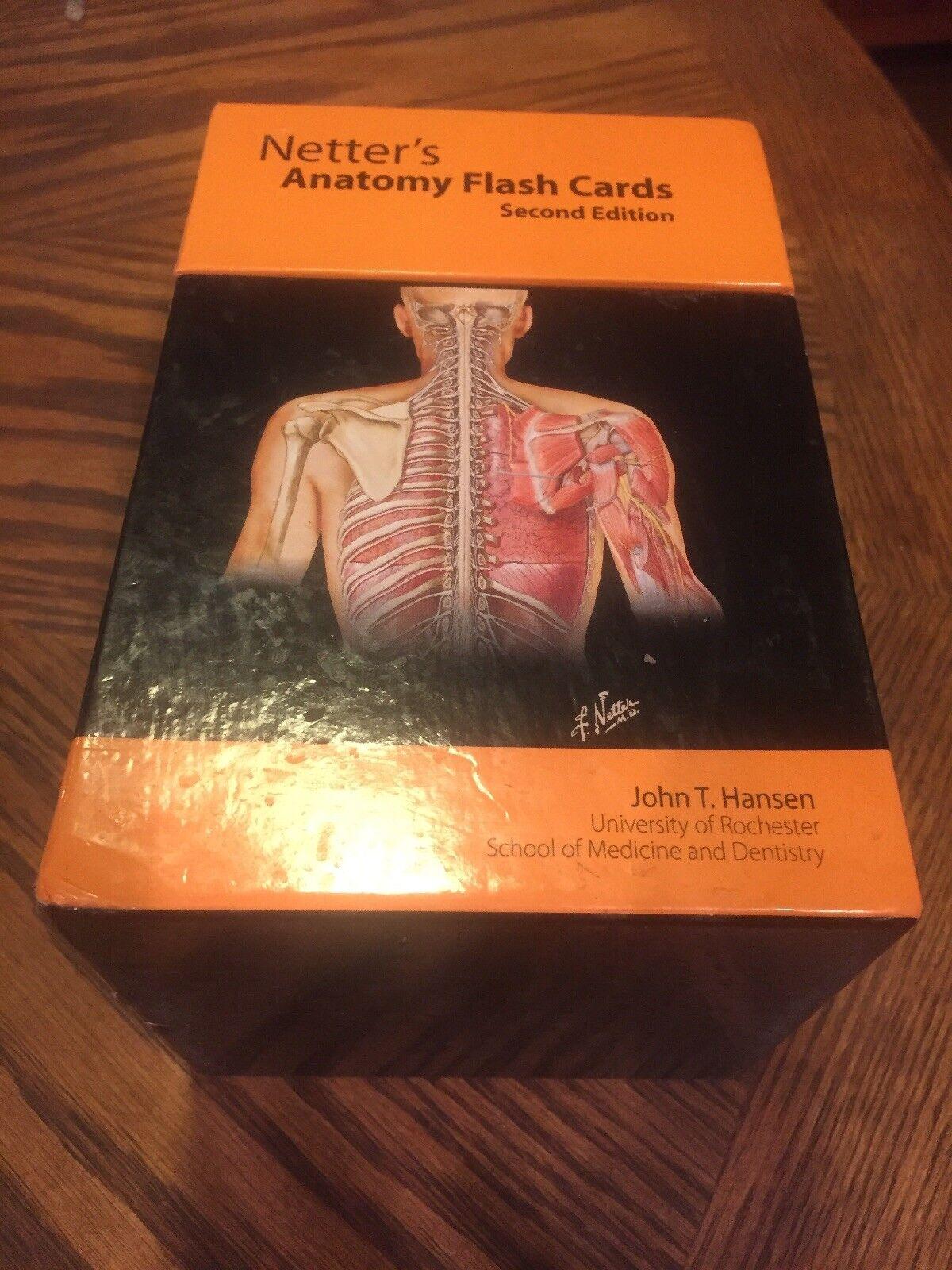 Netter Basic Science: Netter\'s Anatomy by John T. Hansen (2006 ...