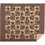 BINGHAM-STAR-QUILT-SET-choose-size-amp-accessories-Rustic-Plaid-Check-VHC-Brands thumbnail 8