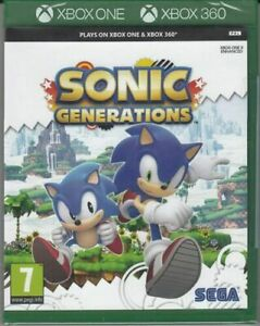 Sonic-Generations-Microsoft-Xbox-One-Xbox-360-SEGA-Adventure-Hedgehog-NEW