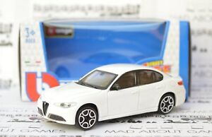 Alfa Romeo Giulia Model Miniature Car Diecast Models Die Cast - Alfa romeo model