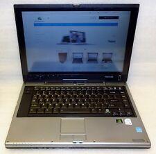 TOSHIBA TECRA M7 LAPTOP Tablet intel Core 2 Duo 2GHz 2GB 120GB DVDRW WIFI Linux