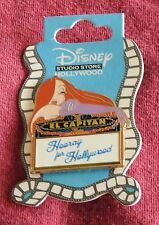 Disney Studio Store JESSICA RABBIT EL CAPITAN HOORAY FOR HOLLYWOOD Pin - Pins