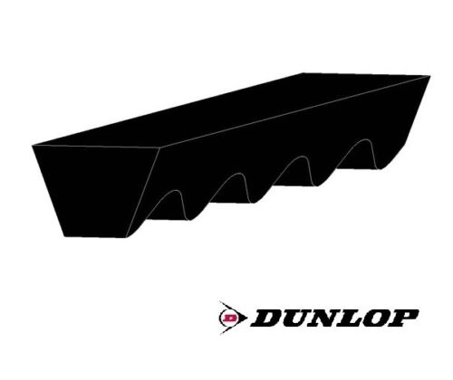 BX63 17x1600Li Dunlop Dentada V Vee Cinturón BX sección 17x11mm