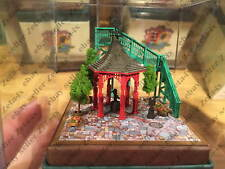 Sankei Miniatuart Ghibli Museum Bucket Totoro  Water Pump Paper Art Craft Kit