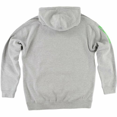 fmf hollow point  pullover hoodie hoody heather grey x-large