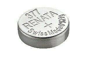 377-Watch-Battery-also-for-toys-calculator-0-MERCURY-SR622SW-Silver-1-55-Volt