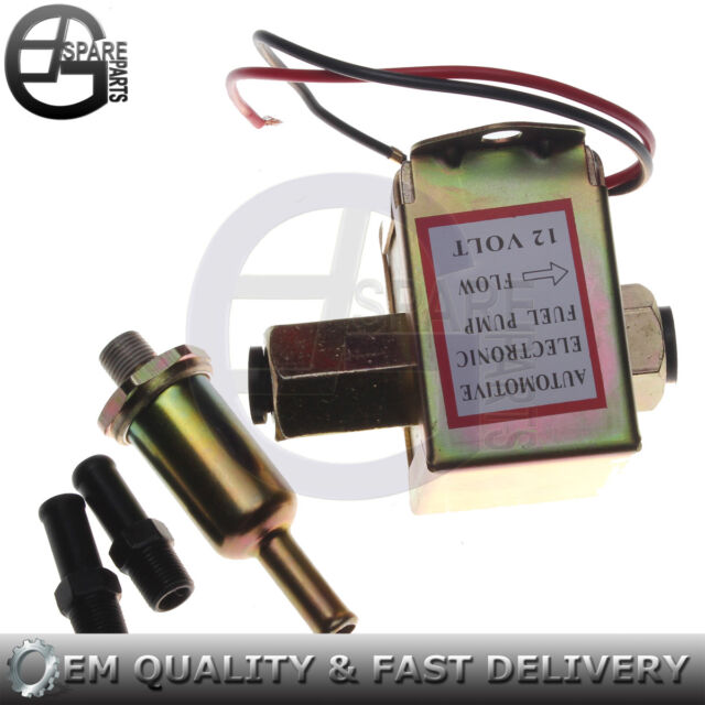 New Fuel Pump 41-7251 for Thermo King Tripac APU RV RigMaster Truck 12V