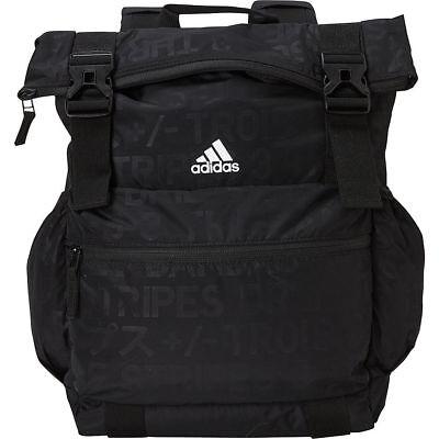 adidas Womens Yola II Backpack ONE SIZE Black