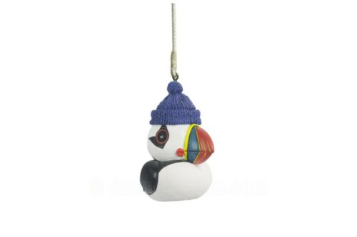 Cute Puffin Light Pull with Cord Funky Sealife Fan//Shower Pull Cord Handle