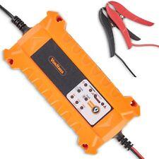 VonHaus Car Battery Trickle Charger with Advanced Vehicle Diagnostics 7A